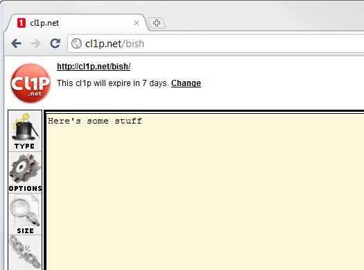 Cl1p.net screenshot