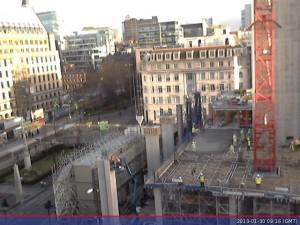 Webcam time-lapse