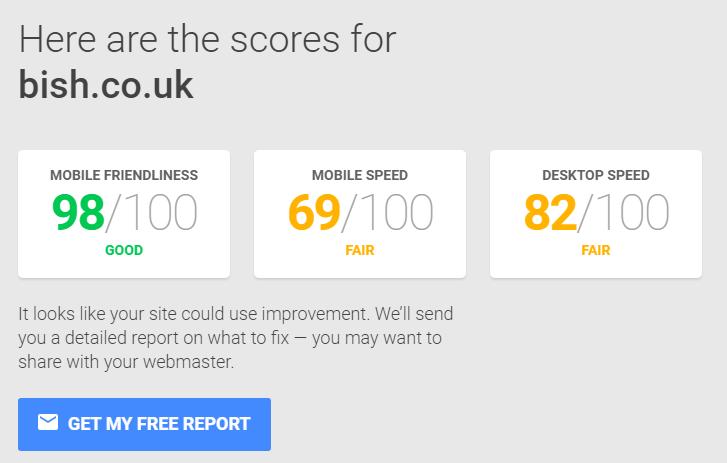 google-site-test
